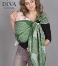 Pino Diva Essenza karikás kendő bambusszal