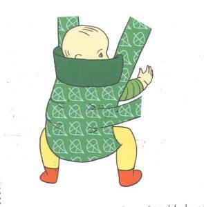 Kirkilionis: A baba hordozásra vágyik