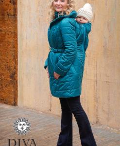 Mare téli babahordozó kabát 4 in 1 funkcióval-Diva Milano