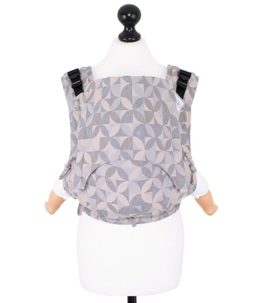 toddler-size-fidella-fusion-baby-carrier-with-buckles-kaleidoscope-sand