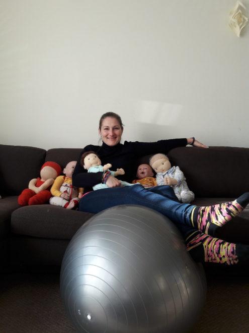 ELső napok a babával tanfolyam